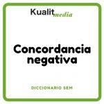 Concordancia Negativa
