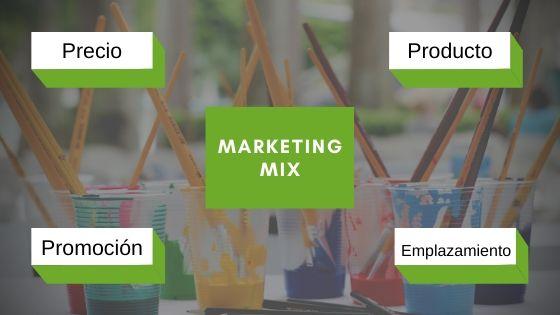 4 Ps del Marketing